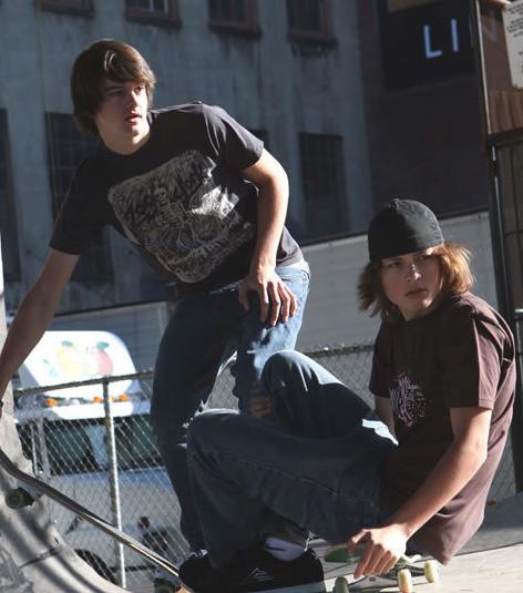Jared e Alex