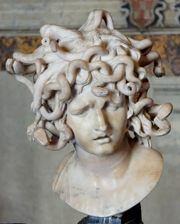 Medusa Bernini