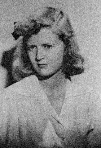 Portrait of Zelda Fitzgerald