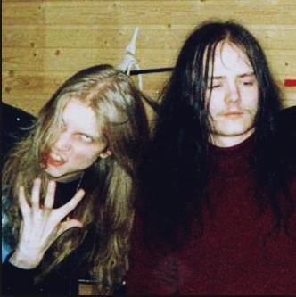 Dead e Euronymous